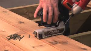Camo Deck Fasteners Nz by Camo Deck System Instadeck Us