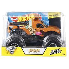 Hot Wheels Monster Jam 1:24 - Assorted   Toys