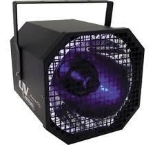 Halogen Standard Single Unit DJ Lighting