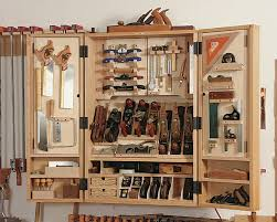 Synopsis When Planning A New Hand Tool Cabinet For His Workshop Mike Pekovich Wanted To Pack In More Storage Than Old Without Taking Up
