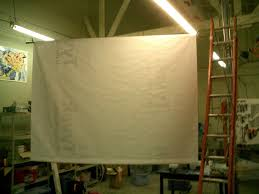 Tyvek Projector Screen: 7 Steps (with Pictures) How To Build And Hang A Projector Screen This Great Video Sent Interior Backyard Projector Screen Lawrahetcom Backyards Appealing Movie Theater Outdoor Night Free Carls Diy Projection Screens For Running With Scissors Setup Youtube Project Photo On Awesome Best On Budget 6 Steps With Pictures Systems Design Jen Joes 25 Movie Ideas Pinterest Cinema 120 169 Hdtv Indoor Portable Front