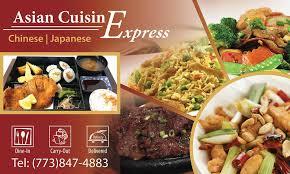 cuisine express cuisine express home chicago illinois menu prices