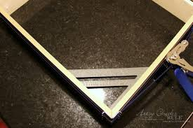 how to build criss cross end tables tutorial artsy rule