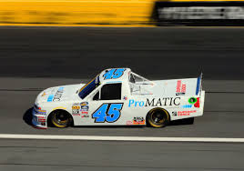 100 Truck Series ProMATIC Automation To Endorse Justin Fontaine In