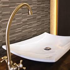 Tiles For Backsplash In Bathroom by Smart Tiles Loft Maronne 10 20 In W X 9 10 In H Peel And Stick