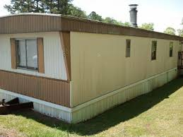 This Is What A 1980 Skyline Mobile Home Looks Like