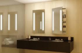 lighted bathroom medicine cabinet house decorations