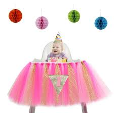 HOTER Baby 1st Birthday Party Banner Decoration Glitter Tulle Tutu ... Cheap Tutu For Birthday Find Deals On Line At New Arrival Pink And Gold High Chair Tu Skirt For Baby First Amazoncom Creation Core Romantic 276x138 Babys 1st Detail Feedback Questions About Magideal Baby Highchair Chair Banner Elephant First Decor Unique Tulle Premiumcelikcom Hawaiian Luau Decoration Tropical Etsy Evas Perfection Premium Toamo Black And Red Senarai Harga Aytai Blue Decorations Girl Inspirational