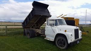 100 5 Yard Dump Truck 1966 IH Loadstar 1700 Dump Truck 34 V8 Gas Eng 2 Spd Yard