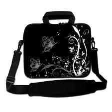 sacoche ordinateur portable 17 pouces papillon achat vente