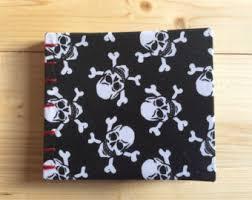 Pocket Skull And Crossbones Book