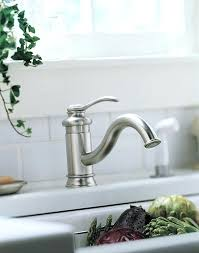 Kohler Fairfax Kitchen Faucet Diagram by Kohler K 12177 Bn Fairfax Pull Down Kitchen Faucet Brushed Nickel