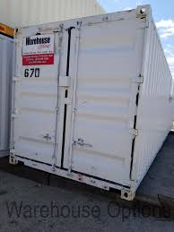 100 Shipping Containers 40 Foot Container 4650 Warehouse Options