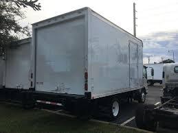 100 16 Ft Box Truck 2018 Used Isuzu NPR HD FT DRY BOXTUCK UNDER LIFTGATE BOX TRUCK
