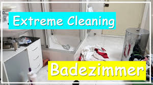 chaos im badezimmer l cleaning l clean