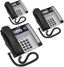 AT&T fice Telephone Systems 4 and 8 Lines
