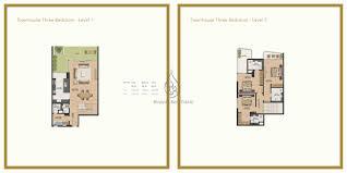 Gemini Splendor 1 Bedroom Apartment Type A B Floor Plan 3 House Plans With Models Town
