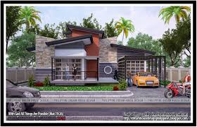 Philippine Dream House Design : Four Bedrooms Bungalow House In ... Awesome Modern Architecture Homes On Backyard Terrace Of Remarkable Rustic Contemporary House Plans Gallery Best Idea Post House Plans Modern Front Porches For Ranch Style Homes Home Design Post In Beam Custom Log Builders And Interior Living Room With Colorful Wall Decor Luxury Eurhomedesign Designs Mid Century Mid Century The Most Architecture Kerala Great Chic Renovation A Boxy Postwar Boom Idesignarch