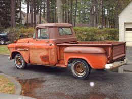 100 Cameo Truck 1955 Gmc Pickup Marvelous 75 Best Images About Chevy