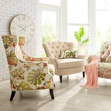 Pier One Papasan Chair Weight Limit by Alec Tan Floral Chair Pier 1 Imports
