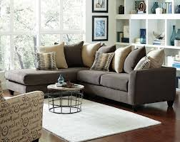softy den tan corduroy 2 piece sectional sofa with chaise images
