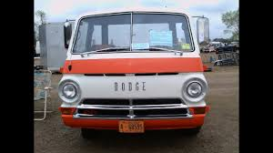 100 1964 Dodge Truck A100 RedWht SumterFG020512 YouTube