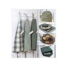 accessoire de cuisine tissu patron modèle n 8125 accessoires pour la cuisine