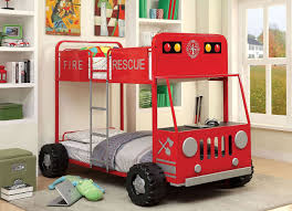 Rescuer II Fire Truck Twin Over Twin Bunk Bed - Kids And Youth ... Red Fire Engine Bed With Led Lights Majestic Furnishings Truck Woodworking Plan By Plans4wood Kidkraft Toddler Wayfaircouk Mtbnjcom Freddy Single Amart Fniture Truck Bed Step 2 Little Tikes Toddler Itructions Inspiration Amazoncom Delta Children Wood Nick Jr Paw Patrol Baby Fresh Step Pagesluthiercom Cheap Set Find Deals On Line At 460330 Bunk Beds Seatnsleep Coolest Ever Firefighter In Florida Builds Replica Fire