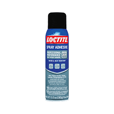 loctite皰 spray adhesive acoustical solutions
