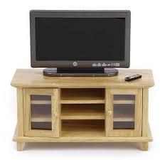 1pc 1 12 skala puppenhaus miniaturen tv schrank ständer tisch mini kleiderschrank schlafzimmer holz spielzeug möbel puppen haus