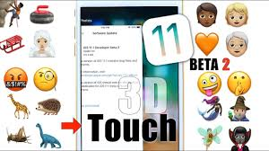 iOS 11 1 Beta 2 New Emojis 3D Touch Multitasking & More
