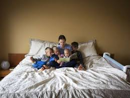 doctors warn against co sleeping but growing number of parents