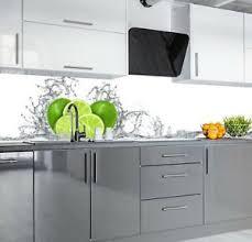 details zu küchenrückwand auch für l und u küchen 1000 motive auf aludibond spritzschutz