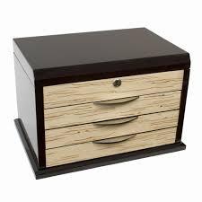 boite a tiroirs en bois boite à bijoux carthage boites en bois avec des tiroirs