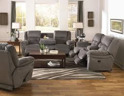 Catnapper Reclining Sofa Set by Contemporary Lay Flat Power Recliner By Catnapper Wolf And