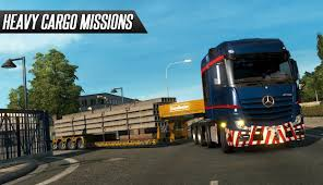 Euro Truck Simulator 2018 For Android - Free Download And Software ...