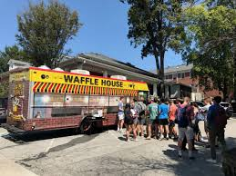100 How Much To Buy A Food Truck Waffle House To Go Restaurant Chain Uses Food Truck To Cater Events
