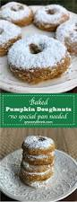 Pumpkin Cake Mix Donuts by Baked Pumpkin Doughnuts No Special Pan Needed U2013 Grocery Shrink
