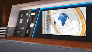 Stock Video Of The Background Tv Studio Sizehd Duration15s Looped