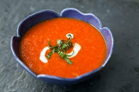 Chipotle Halloween Special by Roasted Tomato Soup With Chipotle Recipe Simplyrecipes Com