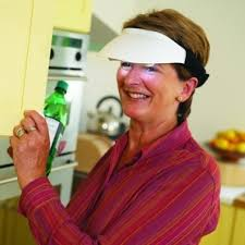 lumie biobright deluxe sad light visor seasonal affective