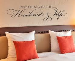 Bedrooms Wall Decals Romantic Couple Decor