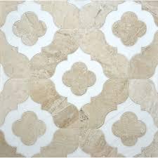 diana royal dolomite multi finish irene marble waterjet decos 11