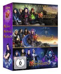 descendants 1 3 dvd