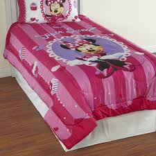 Minnie Mouse Twin Bed In A Bag by Disney Minnie Bedding U2013 Ease Bedding With Style