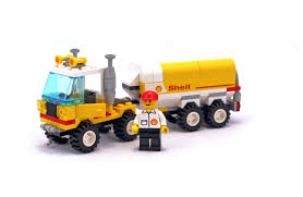 100 Lego Tanker Truck Shell LEGO Set 12521 Building Sets Town