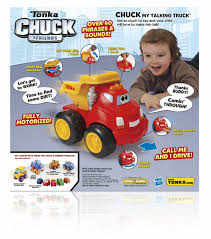 99 Chuck The Talking Truck Tonka Friends Logo Design Branding And Packaging By