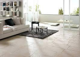 Living Room Tile Designs Innovative Tiled Floor Ideas Large Porcelain Tiles For The