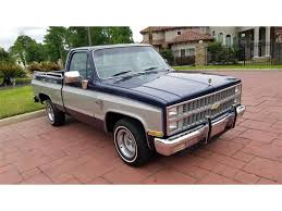 100 C10 Truck For Sale 1982 Chevrolet For ClassicCarscom C88741