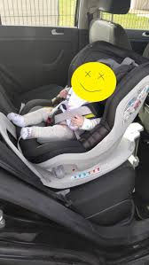 crash test siege auto formula baby siège auto pivotant 360 the one bebe2luxe avis